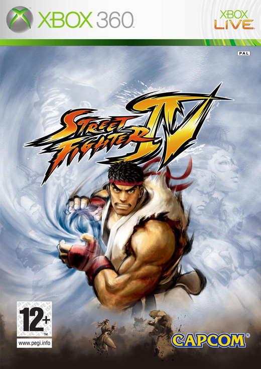 Street Fighter IV RF XBOX360-KFC